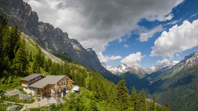 Berggasthaus Tälli Gadmen