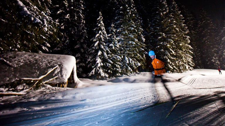 Verbessern Sie Ihre Langlauf-Technik mit Kursen von Bergnatur PUR.